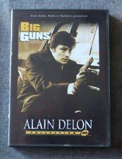 Big Guns - Alain Delon , DVD