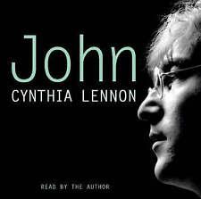 John by Cynthia Lennon (CD-Audio, 2005)