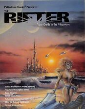 The Rifter # 15 - Your Guide to the Megaverse - Palladium Books - Sourcebook