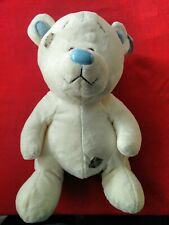 """MY BLUE NOSE FRIENDS - CHALKY - PLUSH / SOFT TOY - 12"""" - NEW WITH TAGS"""