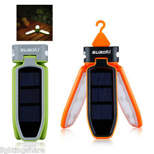 Suaoki Collapsible Lamp Light Solar USB Rechargeable Outdoor Camping LED Lantern
