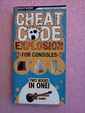 Cheat Code Explosion For Consoles/Handhelds (Paperback, BradyGames)