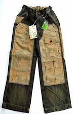 Carbone Boys Jungen Bermuda 5/6 Jeans gr. 122 7 years new NP €59,95