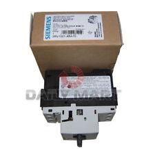 Siemens 3RV1021-4BA10 Motor Starter Protector Connection Short Circuit Breaking