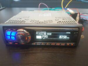 Alpine cda-9835r head unit cd player radio
