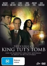 The Curse of King Tut's Tomb (DVD, 2007)