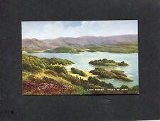Postcard - c1930's Loch Ridden, Kyles of Bute