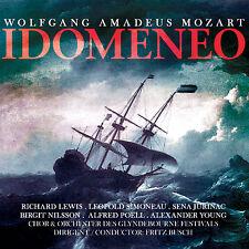 CD Mozart Idomeneo Komplettaufnahme, Dirigent Fritz Busch 2CDs