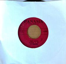 THE WANDERERS - QUIET NIGHT b/w ONE LOOK - PANANA 45 - 1960