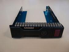 """HP G8 Gen8 651314-001 3.5"""" LFF SAS SATA HDD Tray Caddy 651320-001 DL380p G8"""