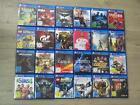 Playstation 4 Spiele Auswahl Gran Turismo, Minecraft, Fifa, Lego Star Wars PS4