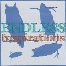 """6""""x6"""" Endless Inspirations Stencil, Owl on Branch - Free Us Shipping"""