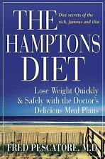 The Hamptons Diet : Lose Weight Quickly and Safe Weight loss Diet Book