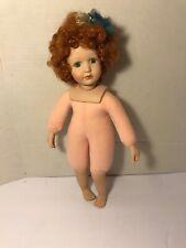 1994 Cindy McClure Original Porcelain Doll, limited 187/1200