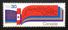 Canada #916 MNH, New Constitution Stamp 1982