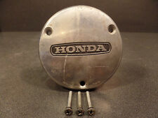1972 72 HONDA CL175 CL 175 FLYWHEEL FLY WHEEL COVER WITH HARDWARE