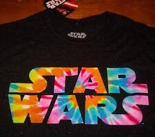 STAR WARS TIE-DYE T-Shirt SMALL NEW w/ TAG