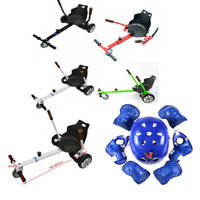 Electric Toy Balance Scooter New year Present Adjustable Seat + Helmet Pads