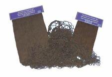 Fischernetz dekoratives Fischnetz braun Baumwoll Netz 200 X 400 Cm