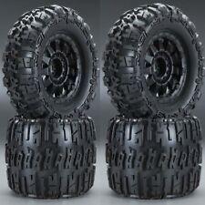 "Pro-Line 1184-13 Mounted Trencher X 3.8"" Tires/Wheels (4) Summit E-Revo"