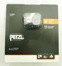 Petzl E02 P4  E+ Lite Notscheinw...