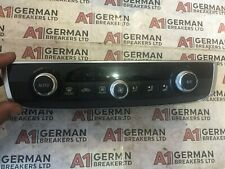 AUDI A3 8V 2013-2017 HEATER CONTROL PANEL FRONT AND REAR SCREEN HEATED 8V0820043