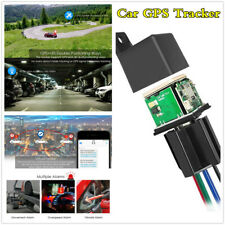 Anti-theft Remote Control Realtime Tracking Car GPS Tracker GPRS GSM Locator