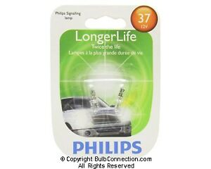 NEW Philips BC9575 37 Automotive 2-Pack 37LLB2 Bulb