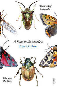 A Buzz in the Meadow, Goulson, Dave, New Book
