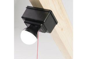 Loftleg Loft Light Battery Super Bright LED Shed / Van / Camping Light 350 lumen