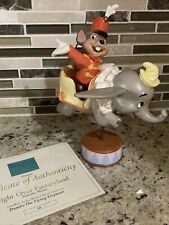 Wdcc - Limited - Timothy Mouse In Dumbo Ride - Flight Over Fantasyland 418/750