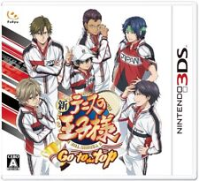 [FROM JAPAN][3DS] The New Prince of Tennis: Go to the top [Japanese]