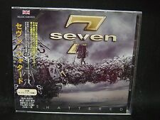 SEVEN (7) Shattered + 1 JAPAN CD One Direction Lion's Share Glory Street Talk