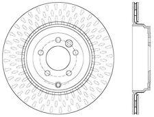 Centric Parts 125.22021 Rear Premium Brake Rotor