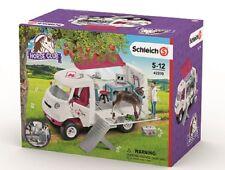 Schleich   42370 Mobile Tierärztin mit Hannoveraner Fohlen  NEU!