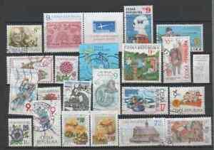 Posten Tschechische Republik 2003/07 gestempelt