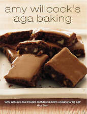Aga Baking by Amy Willcock (Hardback, 2003) Excellent Condition
