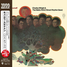 Charles Wright & The Watts 103rd Street Rhythm Band : Express Yourself CD