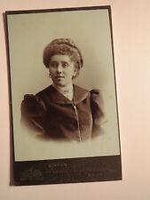 Ried Innkreis - 1908 - junge Frau - Portrait / CDV