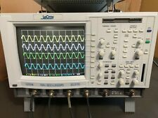 Lecroy Lc534a 4ch 1ghz Digital Oscilloscope With Us Power Cord Lc534
