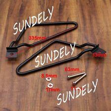 Sealed Saddle bag Support Bar Mount Bracket For Harley Sportster XL883N UK stock