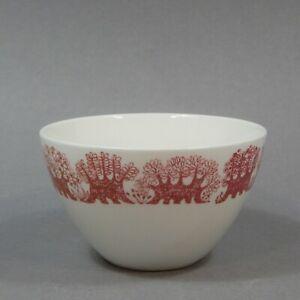 Figgjo Flint Arden 13.7 cm Bowl Turi Design Norway Vintage Pottery Sugar Slop
