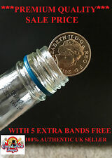 Folding Coin 10p / Magic Trick Coin in the Bottle 10 pence Close up Dynamo Magic