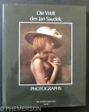Die Welt des Jan Saudek. Photographs. The Master Collection Book III 1983 HB D/w