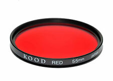 Red Filter Made in Japan 55mm