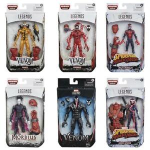 """Marvel Legends 6"""" Venom Wave 2 - Set of 6 (BAF VENOMPOOL)"""