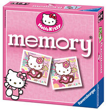 RAVENSBURGER MEMORY MIX AND MATCH HELLO KITTY 4-99 GIOCATORI: 2-8  ART 21982