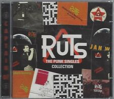 THE RUTS - THE PUNK SINGLES COLLECTION - (still sealed cd) - AHOY CD 272