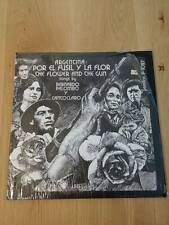 Argentina: Por El Fusil Y La Flor (The Flower and the Gun). 1975 LP