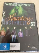 Haunting Australia-series 1 - 3 Disc Set (2014 Region ALL  DVD ) BRAND NEW